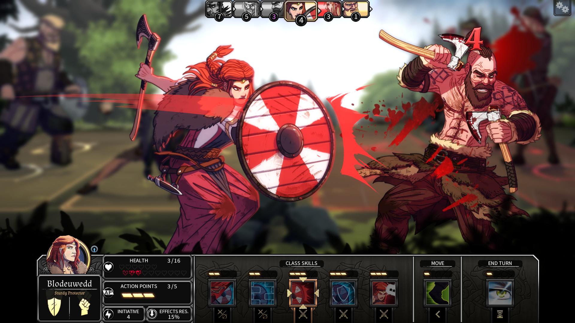 Dead In Vinland Screenshot 3