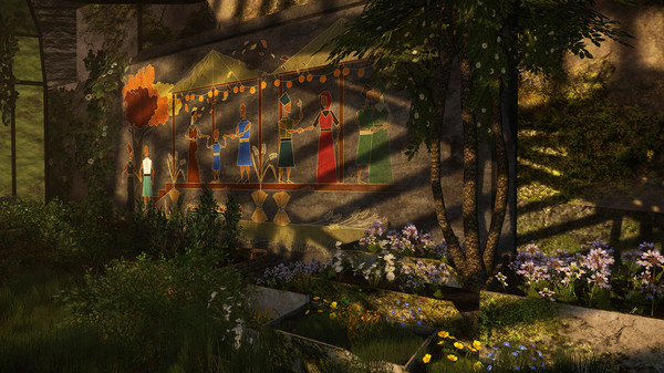 Screenshot of Aporia: Beyond The Valley