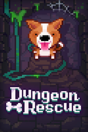 Fidel Dungeon Rescue poster image on Steam Backlog