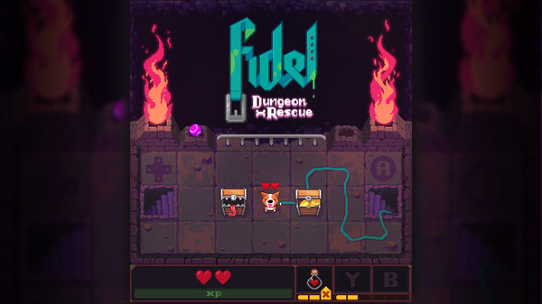 Fidel Dungeon Rescue 7