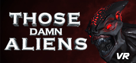Teaser image for THOSE DAMN ALIENS! VR