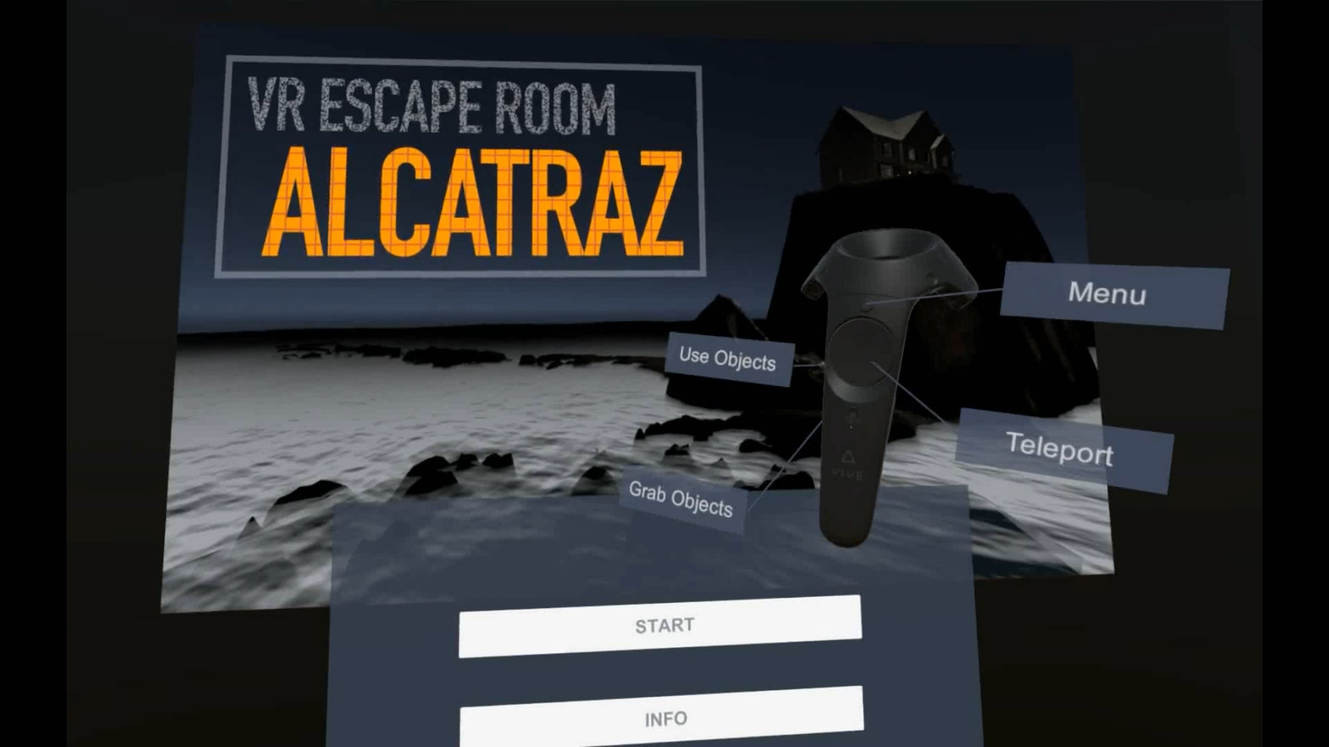 Escape Room Game Origin