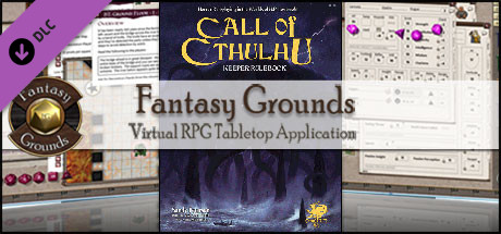 Fantasy Grounds - Call of Cthulhu 7th Edition (Ruleset)