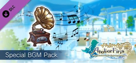 Atelier Firis - Atelier series special BGM pack / アトリエシリーズスペシャルBGMパック