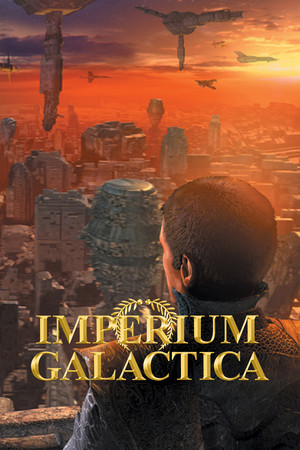 Imperium Galactica poster image on Steam Backlog