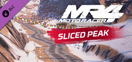 Moto Racer 4 - Sliced Peak