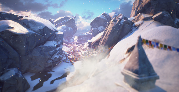 скриншот Moto Racer 4 - Sliced Peak 4