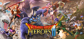 DRAGON QUEST HEROES™ II cover art