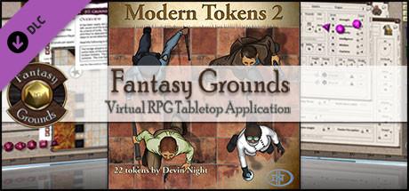 Fantasy Grounds - Modern Tokens 2 (Token Pack)