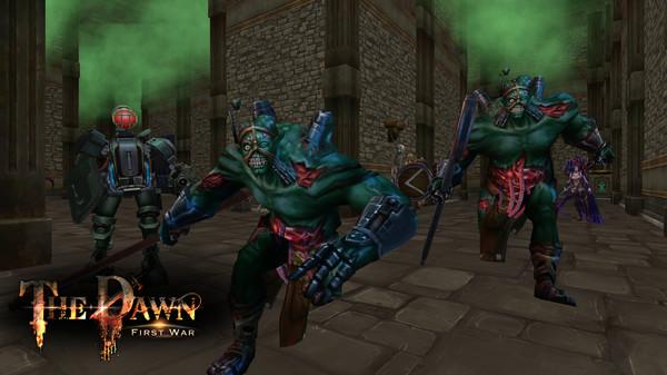 The Dawn:First War