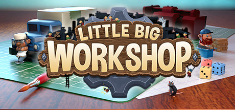 Little Big Workshop v1.0.11982.36131 Free Download