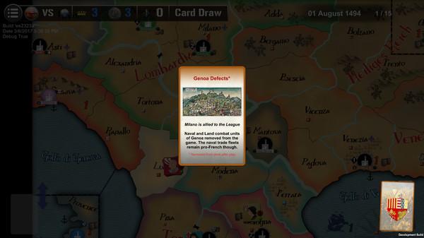 Wars Across the World: Fornovo 1495 (DLC)