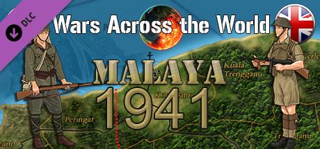 Wars Across the World: Malaya 1941