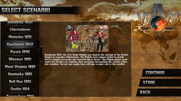 Wars Across the World: Gandamak1842 (DLC)