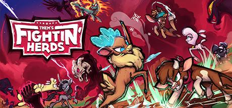 Teaser image for Them's Fightin' Herds