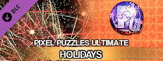 Pixel Puzzles Ultimate – New Years Pack