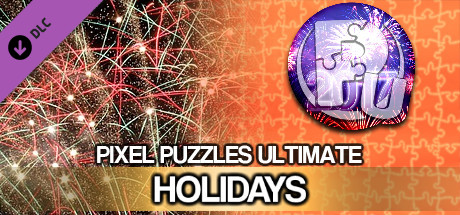Jigsaw Puzzle Pack - Pixel Puzzles Ultimate: Holidays