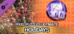 Pixel Puzzles Ultimate - Puzzle Pack: Holidays