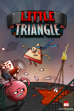 Little Triangle poster image on Steam Backlog