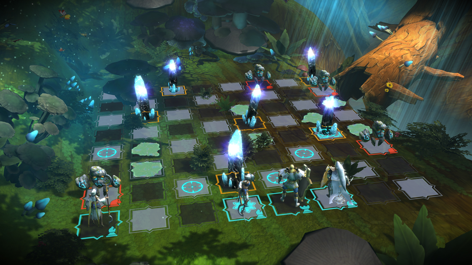 chessaria the tactical adventure pc review