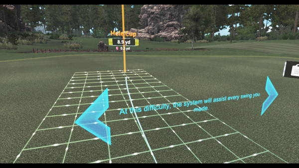 VR Golf Online Screenshot