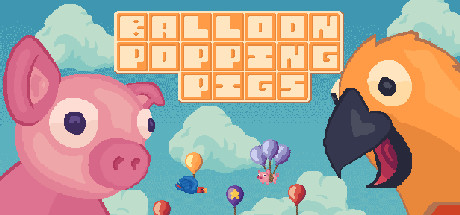 Balloon Popping Pigs: Deluxe