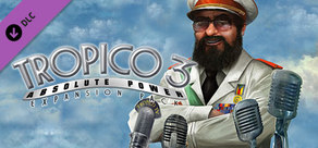 Tropico 3: Absolute Power cover art