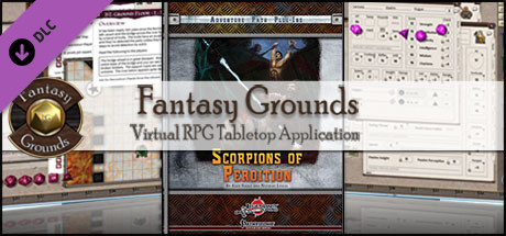 Fantasy Grounds - Scorpions of Perdition (PFRPG)