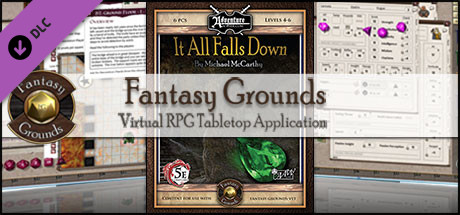 Fantasy Grounds - B03: It All Falls Down (5E)