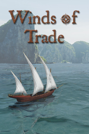 Winds Of Trade poster image on Steam Backlog