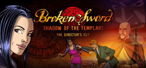 Broken Sword 1 - Shadow of the Templars: Director's Cut cover art