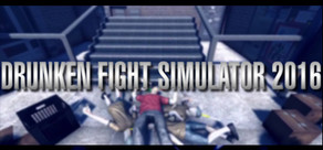 Drunken Fight Simulator cover art