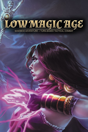 Low Magic Age poster image on Steam Backlog
