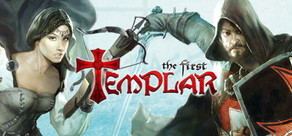 The First Templar cover art