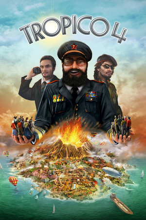 Tropico 4 poster image on Steam Backlog