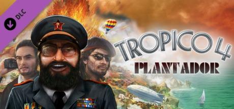 Tropico 4 Plantador DLC