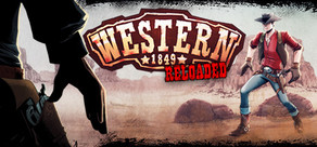 Western 1849 Reloaded cover art