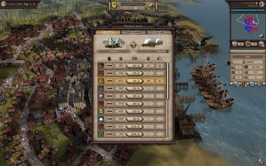 Patrician IV: Rise of a Dynasty (DLC)