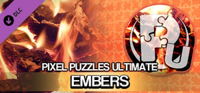 Pixel Puzzles Ultimate - Puzzle Pack: Embers