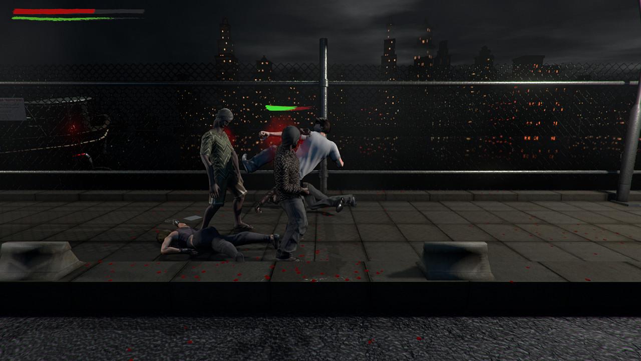 Road Fist Screenshot 1