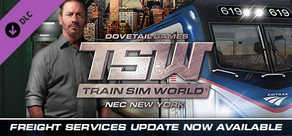 Train Sim World®: Northeast Corridor New York