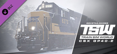 Train Sim World®: CSX GP40-2 Loco Add-On