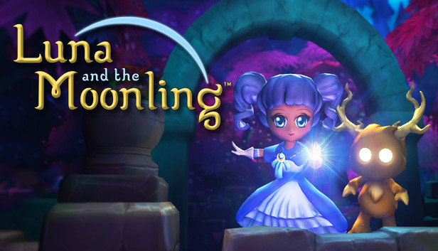 Luna and the Moonling on Steam