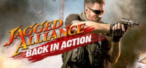 Jagged Alliance - Back in Action cover art