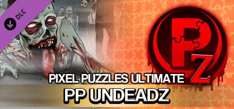 Jigsaw Puzzle Pack - Pixel Puzzles Ultimate: PP1 UndeadZ