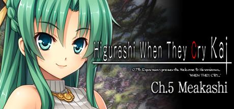 Mangagamer Higurashi When They Cry Hou Ch 5 Meakashi English Japanese Nyaa