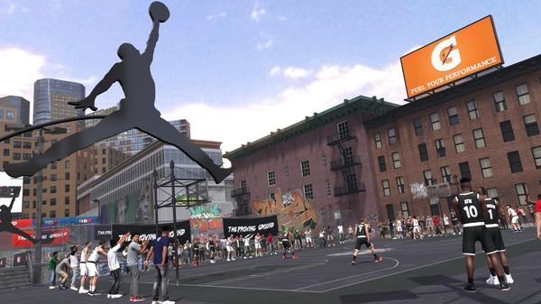 Galeria Imagenes NBA 2K18 RETAIL 4