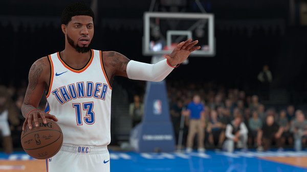 Galeria Imagenes NBA 2K18 RETAIL 2