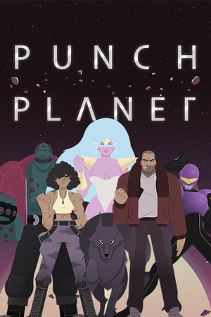 Punch Planet - Early Access poster image on Steam Backlog