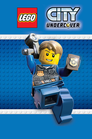 LEGO City Undercover poster image on Steam Backlog